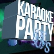 Karaoke Party For Boys Songs