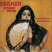 Carmen Without Words Songs