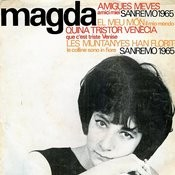 Canta Magda Vol. 3 (Sanremo 1965) - EP Songs