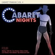 Cabaret Nights … Cabaret Francais Performance 4 Songs