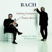 Bach: Sonatas for Violin and Harpsicord Songs