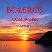 Boleros Con Pasión Volumen 1 Songs