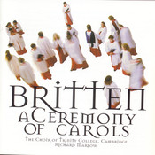 A Ceremony of Carols, Op. 28: VII. Interlude (Harp solo) Song