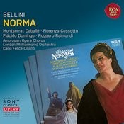 Norma - Highlights: Act II: Guerrieri! A Voi Venirne Song
