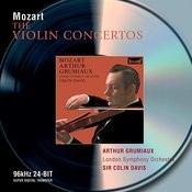 Mozart: Violin Concertos Songs