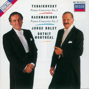 Rachmaninov: Piano Concerto No.2/Tchaikovsky: Piano Concerto No.1 Songs