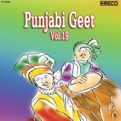 Punjabi Geet Vol 19 Songs