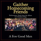 A Few Good Men (Performance Tracks) Songs