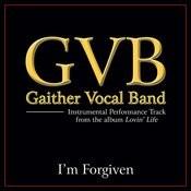 I'm Forgiven Performance Tracks Songs
