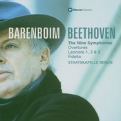 Beethoven : Symphonies Nos 1 - 9 & Overtures Songs
