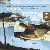 Mozart - Violin Concertos Songs