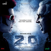 2.0 (telugu) A. R. Rahman Full Song