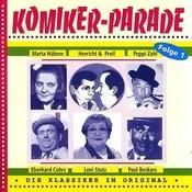 Komiker Parade, Vol. 1 Songs
