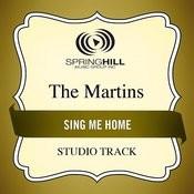 Sing Me Home (Studio Track) Songs