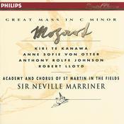 Mozart: Great Mass in C minor; Ave Verum Corpus Songs