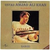 In Concert Sarod Instrumental Vol 1 Songs
