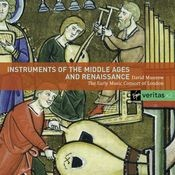 Instruments of Middle Age and Renaissance Songs