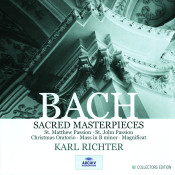 Bach J S Sacred Masterpieces Songs