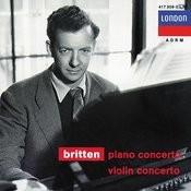 Britten: Piano Concerto; Violin Concerto Songs