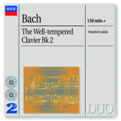 Bach J S The Well Tempered Clavier Book 2 Songs