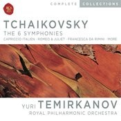 Tchaikovsky, Symphonies Nos. 1-6 Songs