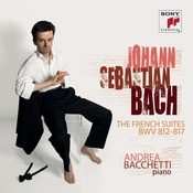 Johann Sebastian Bach French Suites BWV 812-817 Songs