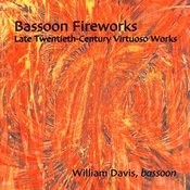 Bassoon Fireworks: Late Twentieth-Century Virtuoso Works - Sofia Gubaidulina, Lewis Neilsen, William Davis Songs