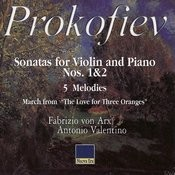 Sonata For Violin And Piano No.1 in F Minor Op.80: IV. Allegrissimo Song