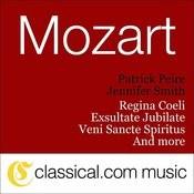 Wolfgang Amadeus Mozart, Veni Sancte Spiritus, K. 47 Songs