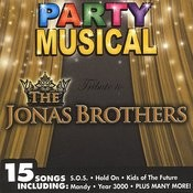 Drew's Famous Party Musical: A Tribute To The Jonas Brothers Songs