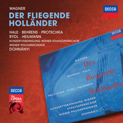 Wagner: Der Fliegende Holländer Songs