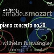 Mozart: Piano Concerto No. 20 In D Minor, K. 466 Songs