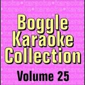 Boggle Karaoke Collection - Volume 25 Songs