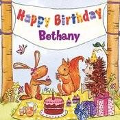 Happy Birthday Bethany Songs