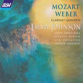 Mozart / Weber: Clarinet Quintets Songs