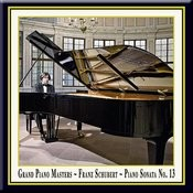 Grand Piano Masters - Schubert: Piano Sonata No.13 In A Major, D. 664 (Op.120) / Klaviersonate Nr.13 In A-Dur Songs