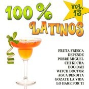 100% Latinos Vol.15 Songs