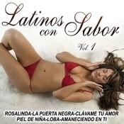 Latinos Con Sabor Vol.1 Songs