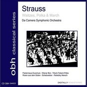 Strauss - Waltzes, Polka & March Songs