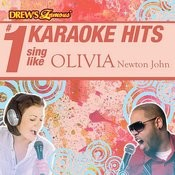 Drew's Famous # 1 Karaoke Hits: Sing Like Olivia Newton John Songs