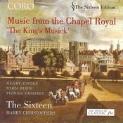 The King's Musick: Music From The Chapel Royal Songs