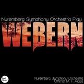 Nuremberg Symphony Orchestra Play Webern Songs