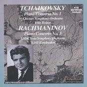 Gilels Plays Tchaikovsky & Rachmaninov Songs