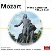 Mozart: Concert Rondo for Piano and Orchestra in D. K.382 Song