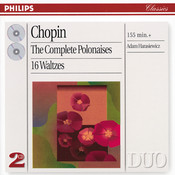 Chopin: The Polonaises/17 Waltzes (2 CDs) Songs