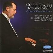 Beethoven Sonatas, Vol. 6 Songs
