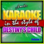 Karaoke - Destiny's Child Vol. 1 Songs