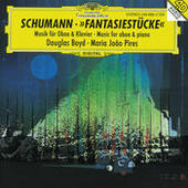 Schumann: Music for Oboe and Piano Songs