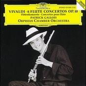 Vivaldi: 6 Flute Concertos Op.10 Songs