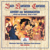 Bach Kantaten/Cantatas: Advent Und Weihnacten/Advent & Christmas/Avent Et Noël Songs